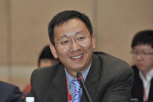 图文:上海好买投资顾问公司总经理杨文斌