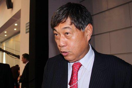 图文:《财经》杂志总编辑王波明