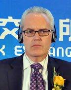 芝加哥商业交易所首席运营官Bryan Durkin