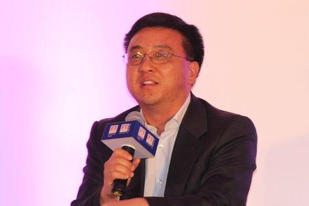 图文:微软公司全球资深副总裁张亚勤