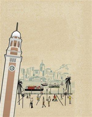 香港:一种文学的存在