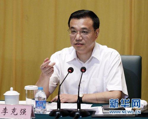 李克强:加快公租房建设 推进保障性安居工程