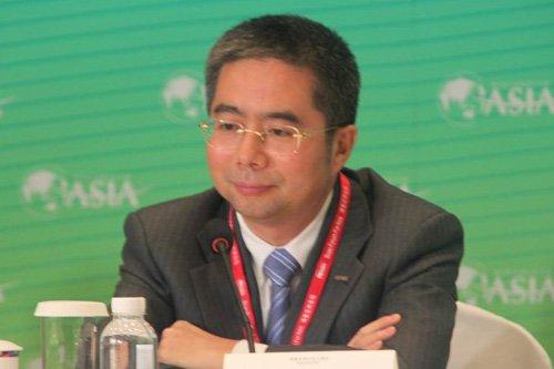 图文:长安汽车总裁张宝林