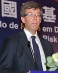 毕马威全球基础设施及工程集团主席James Stewart