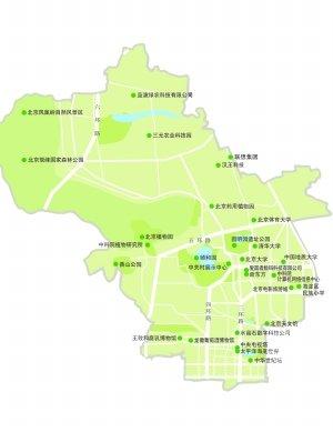中关村科教旅游推四大主题八条新线