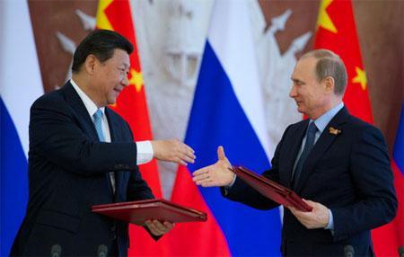 习大大访俄成果盘点32项协议250亿美元