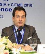 Mr. Maurizio Forte意大利对外贸易委员会上海办事处首席代表