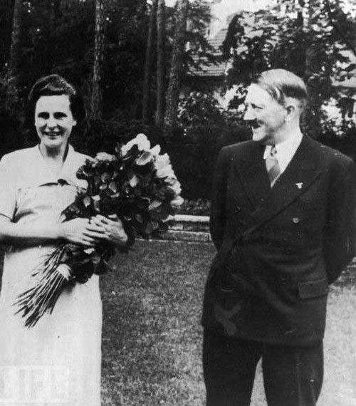 二战纳粹德国的美女们