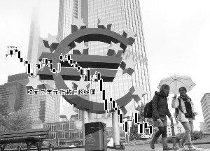 """欧洲银行业或率先二次探底 拖延""""退出""""脚步"""