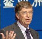 微软董事长比尔-盖茨
