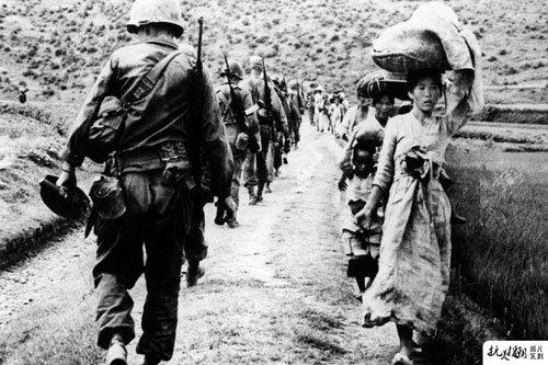 美国人经历了一场怎样的朝鲜战争