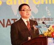百威英博啤酒集团亚太区副总裁王仁荣