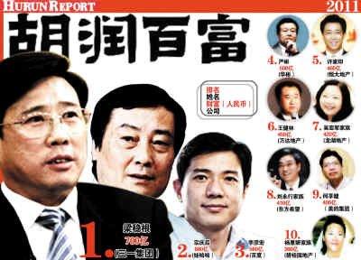梁稳根晋升中国首富