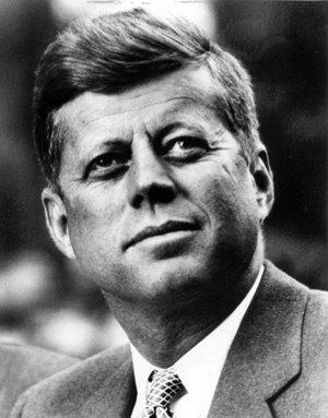 肯尼迪生前秘密录音公布 总统达拉斯遇刺一语成谶(图)