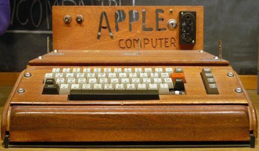 苹果第一台原型机Apple I 将拍卖 曾创90万美元天价