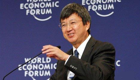 朱民:全球经济仍在下滑 但不会二次探底