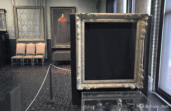 最大一宗艺术品盗窃案:让5亿美元下落不明28年