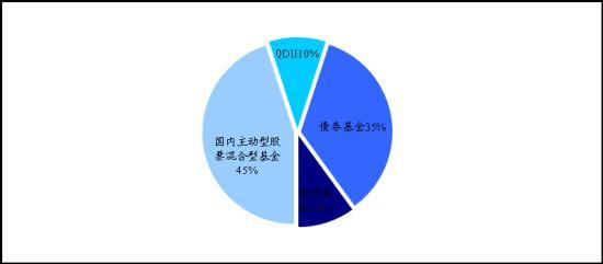 图2:稳健性投资者配置组合