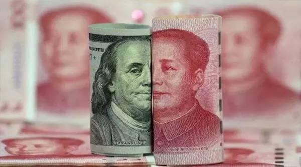 人民币9连升重回6.4时代 换5万美元省2.15万元