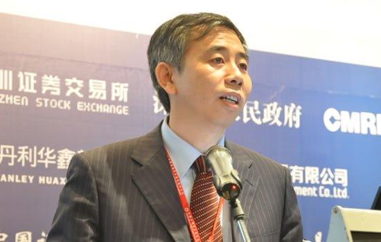 图文:银河证券股份公司副总经理齐亮