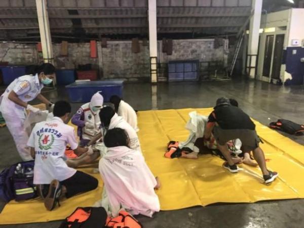 飞猪称泰国游船事故失联游客上升至22人,携程新增3人失联