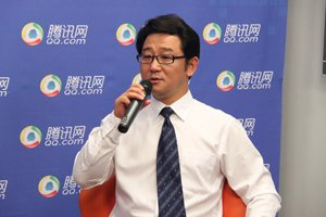国都证券分析师张郁峰谈农行上市