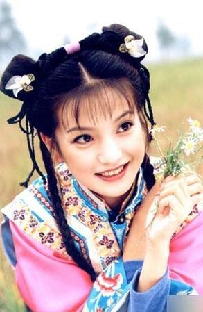 在《还珠格格》中饰演小燕子的赵薇-还珠美女六人已结婚 多嫁富豪变