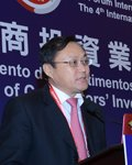中国建筑股份有限公司海外事业部执行总经理李吉勤