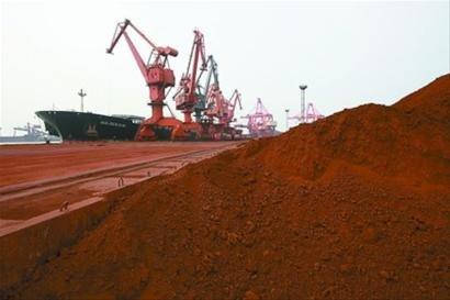 进口铁矿石价格3月后趋于平稳 涨价诱因多