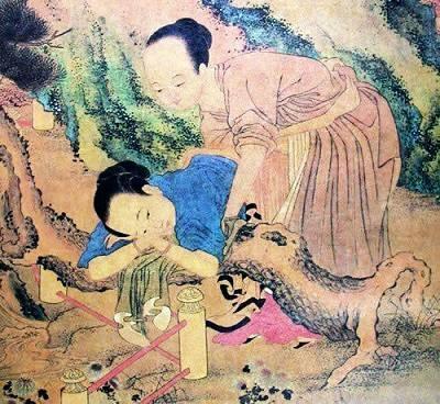 合唱谱西海之雁-以卖画为生使唐寅取得了经济上的自给,由此决定了他人格上的独立.