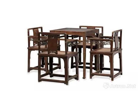 清式家具的绚丽奢华超出你想象