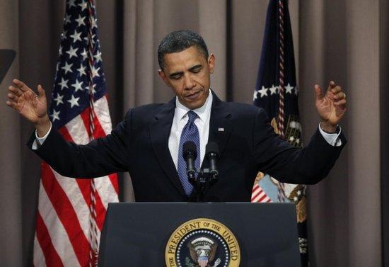 奥巴马称公司税改革对削减赤字至关重要