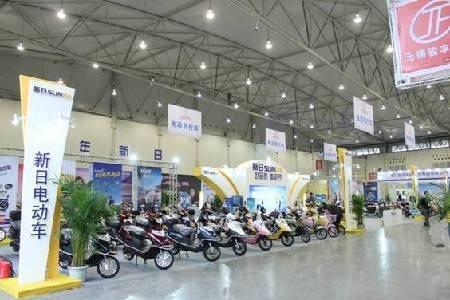上海世博会,西安世园会三大盛会的品牌,本次展会上新日电动车图片