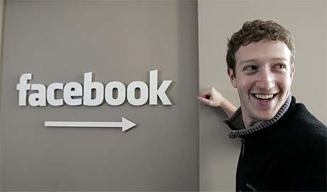 facebook官网
