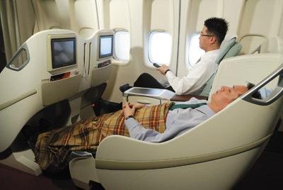 国航调高多条航线票价 头等舱最高可为经济舱全价230%
