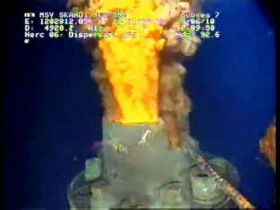 墨西哥湾漏油事故升级 大量原油再度喷出