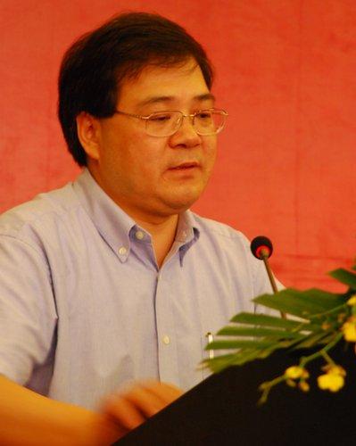 图文:北京大学光华管理学院副院长徐信忠