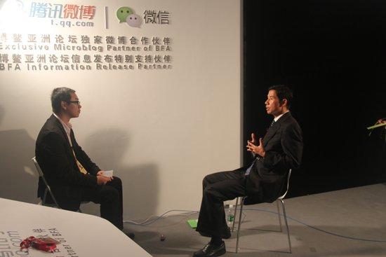 图文:春华资本集团主席胡祖六对话腾讯财经