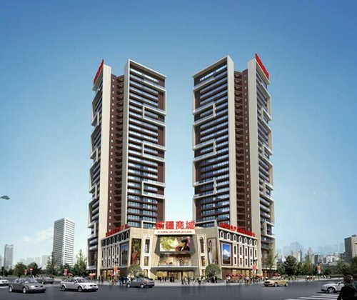 新疆商城即将在成都盛大开业