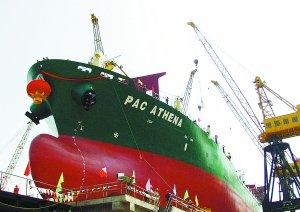 中国造船业破产大潮将至