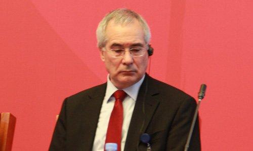 图文:伦敦政治经济学院教授尼古拉斯斯特恩
