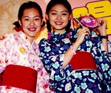 盘点去日本发展的中国女星(组图)插图