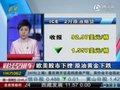 视频:周五欧美股市下挫 原油黄金下跌