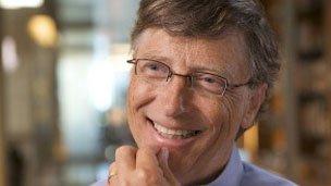 富豪慈善家比尔-盖茨将斥巨资发明新型马桶(图)