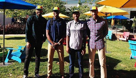百万富翁们的暑假生活 NBA球员也要去谷歌实习了