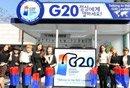 G20首尔峰会中的韩国