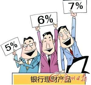 货币基金收益率破七奔八 定存搬家抢理财