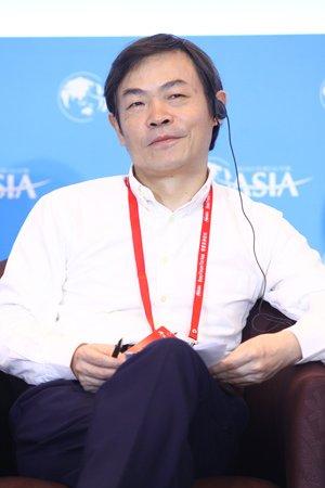 图文:远大集团董事长兼总裁张跃