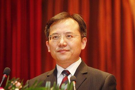 图文:宁夏银行行长赵其宏主题演讲