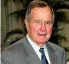 美国前总统布什